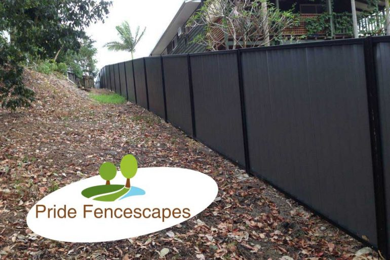 Call Pride Fencescapes for your Gold Coast Fencing Needs