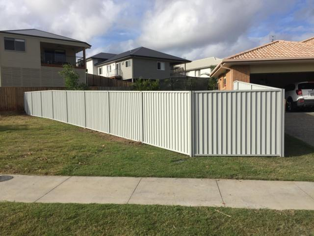 colorbond fence builders gold coast pride fencescapes