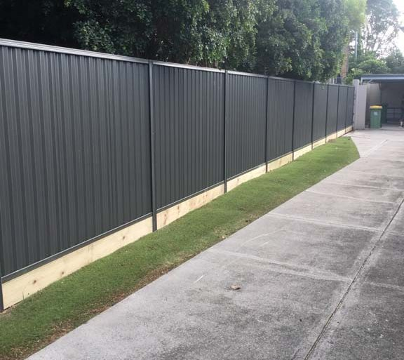 Colorbond Fencing Gold Coast by Pride Fencescapes