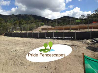 Send through your retaining wall requirements for your Gold Coast home or business