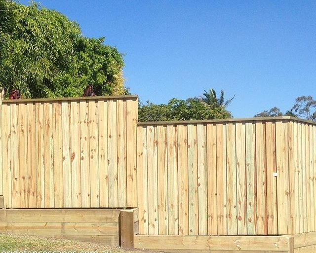 Pride Fencescapes has been delivering top quality timber fencing on the Gold Coast area for over 7 years.